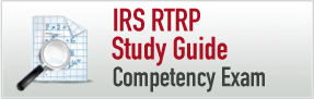 IRS RTRP Study Guide.  You don't Pass, You don't Pay!