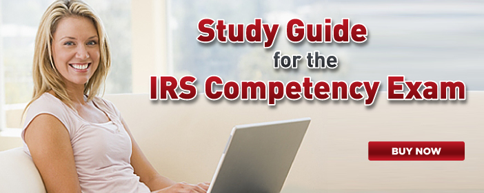 IRS RTRP Study Guide Exam Prep. #1 Study Guide.  You Don't Pass, You Don't Pay!
